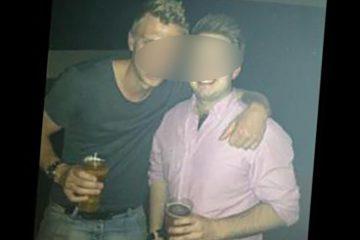 homme gay de Ixelles